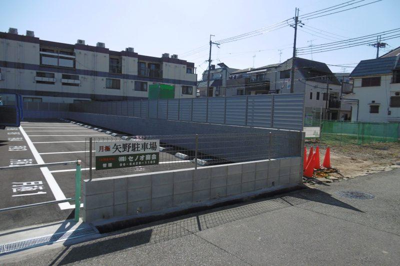 現地 駐車場(外観)